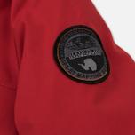 Женская куртка анорак Napapijri Skidoo 1 Wom EF Sparkling Red фото- 4
