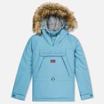 Женская куртка анорак Napapijri Skidoo Eco-Fur Frost фото- 0