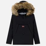 Женская куртка анорак Napapijri Skidoo Woman EF 2 Black фото- 0
