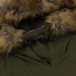 Женская куртка анорак Napapijri Skidoo Woman EF 2 Green Musk фото- 1