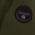 Женская куртка анорак Napapijri Skidoo Woman EF 2 Green Musk фото- 4