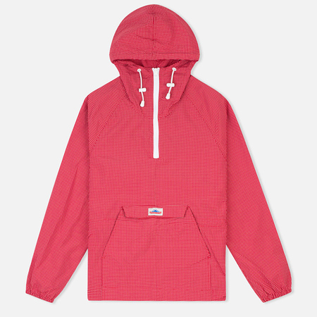 Женская куртка анорак Penfield Pac Jac Packable Ripstop Red