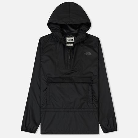 Женская куртка анорак The North Face Fanorak TNF Black