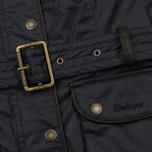 Женская куртка Barbour Craibstone Navy фото- 2