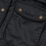 Женская куртка Barbour Craibstone Navy фото- 5