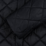 Barbour Heritage Collarless Border Quilted Women's Jacket Black photo- 3