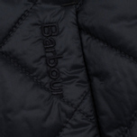 Barbour Heritage Collarless Border Quilted Women's Jacket Black photo- 4