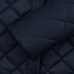 Женская куртка Barbour Heritage Collarless Border Quilted Navy фото- 3