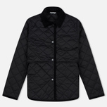 Женская куртка Barbour Heritage Re-Worked Liddesdale Quilted Black фото- 0