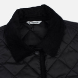Женская куртка Barbour Heritage Re-Worked Liddesdale Quilted Black фото- 1
