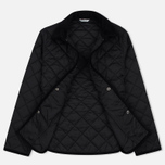 Barbour Heritage Re-Worked Liddesdale Quilted Women's Jacket Black photo- 2