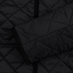 Barbour Heritage Re-Worked Liddesdale Quilted Women's Jacket Black photo- 3