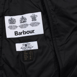 Barbour Heritage Re-Worked Liddesdale Quilted Women's Jacket Black photo- 4