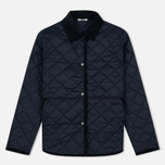 Женская куртка Barbour Heritage Re-Worked Liddesdale Quilted Navy фото- 0