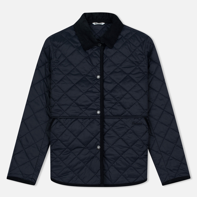 Женская куртка Barbour Heritage Re-Worked Liddesdale Quilted Navy