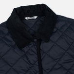 Женская куртка Barbour Heritage Re-Worked Liddesdale Quilted Navy фото- 2