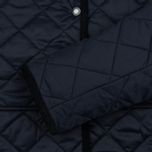 Женская куртка Barbour Heritage Re-Worked Liddesdale Quilted Navy фото- 3
