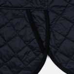 Barbour Heritage Re-Worked Liddesdale Quilted Navy photo- 5