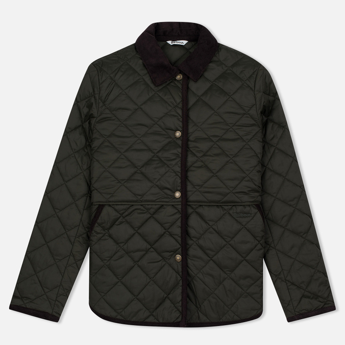 Женская куртка Barbour Heritage Re-Worked Liddesdale Quilted Sage