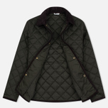 Barbour Heritage Re-Worked Liddesdale Quilted Women Jacket Sage photo- 1