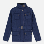 Женская куртка Barbour International Tourer Royal Blue/Navy фото- 0