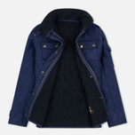 Женская куртка Barbour International Tourer Royal Blue/Navy фото- 2