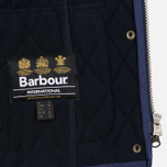 Женская куртка Barbour International Tourer Royal Blue/Navy фото- 5