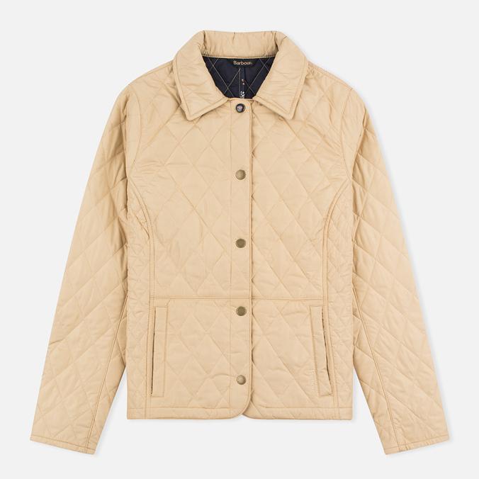 Женская стеганая куртка Barbour Wytherstone Pearl