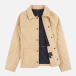 Женская стеганая куртка Barbour Wytherstone Pearl фото- 1