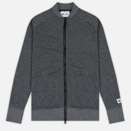 Женская куртка бомбер adidas Originals x Reigning Champ AARC PK Dark Grey Heather