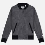 Женская куртка бомбер adidas Originals x Reigning Champ Engineered Spacer Mesh Black Melange фото- 0