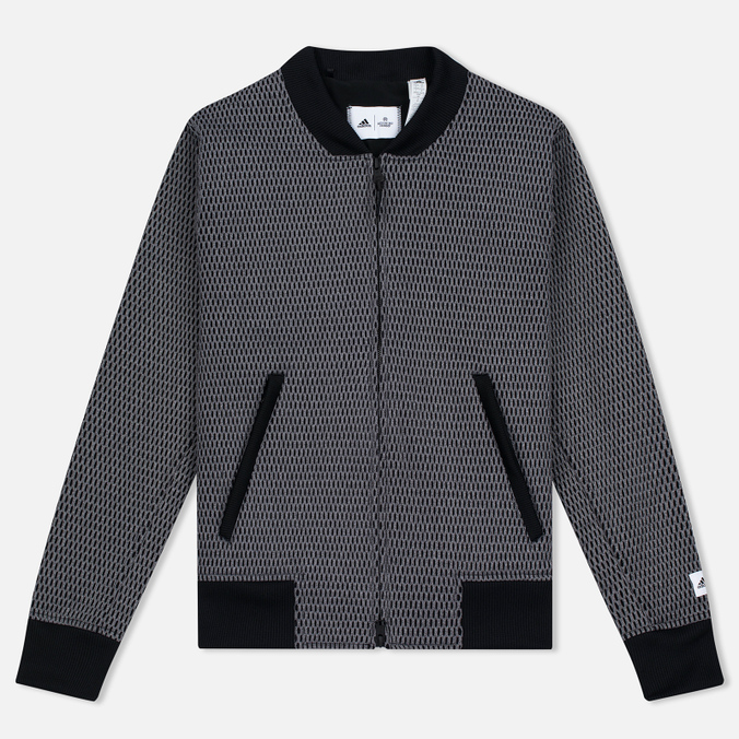 Женская куртка бомбер adidas Originals x Reigning Champ Engineered Spacer Mesh Black Melange