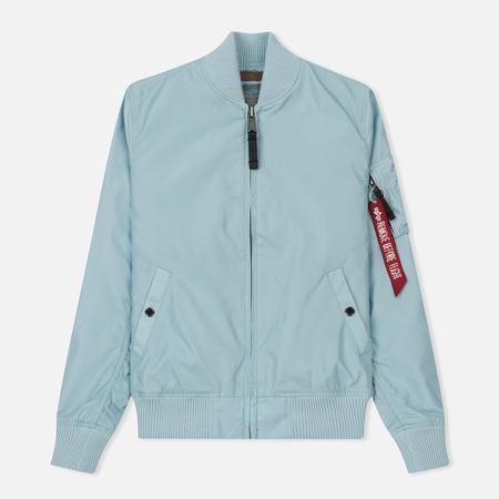 Женская куртка бомбер Alpha Industries MA-1 TT Air Blue