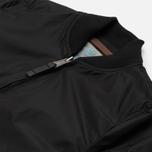Женская куртка бомбер Alpha Industries MA-1 TT Black фото- 1
