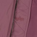 Женская куртка бомбер Alpha Industries MA-1 TT Dusty Pink фото- 2