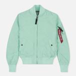 Женская куртка бомбер Alpha Industries MA-1 TT Mint фото- 0