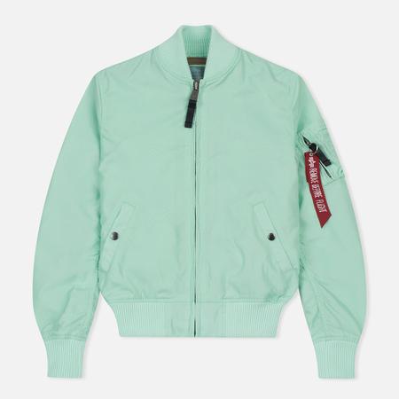 Женская куртка бомбер Alpha Industries MA-1 TT Mint