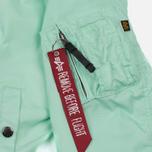 Женская куртка бомбер Alpha Industries MA-1 TT Mint фото- 6