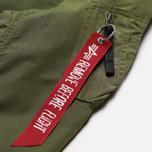 Женская куртка бомбер Alpha Industries MA-1 TT Sage Green фото- 2