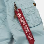 Женская куртка бомбер Alpha Industries MA-1 VF 59 Air Blue фото- 5