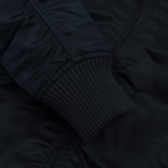 Женская куртка бомбер Alpha Industries MA-1 VF 59 Replica Blue фото- 4