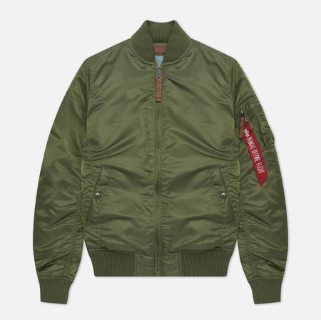 Женская куртка бомбер Alpha Industries MA-1 VF 59 Sage Green