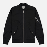 Женская куртка бомбер Carhartt WIP W' Dab 4 Oz Black фото- 0