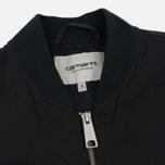 Женская куртка бомбер Carhartt WIP W' Dab 4 Oz Black фото- 1
