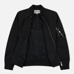 Женская куртка бомбер Carhartt WIP W' Dab 4 Oz Black фото- 2