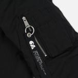 Женская куртка бомбер Carhartt WIP W' Dab 4 Oz Black фото- 6