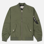 Женская куртка бомбер Carhartt WIP W' Dab 4 Oz Dollar Green фото- 0