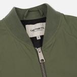 Женская куртка бомбер Carhartt WIP W' Dab 4 Oz Dollar Green фото- 2
