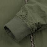 Женская куртка бомбер Carhartt WIP W' Dab 4 Oz Dollar Green фото- 4