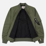 Женская куртка бомбер Carhartt WIP W' Dab 4 Oz Dollar Green фото- 1